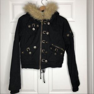 Guess winter jacket L
